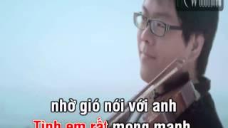 [Karaoke HD] Đồng xanh - Vy Oanh(beat gốc)...Newtitan.vn