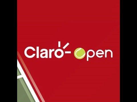 Gerald Melzer v Paolo Lorenzi - Bucaramanga 2016 - Final (Set 1)