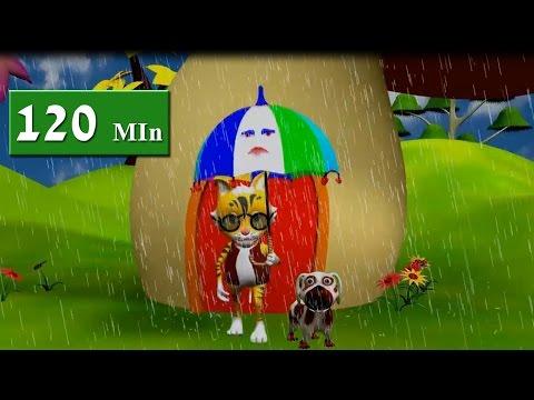 Rain, Rain, Go Away  | Nursery Rhymes Best Of Vega TV | Popular Nursery Rhymes Collection