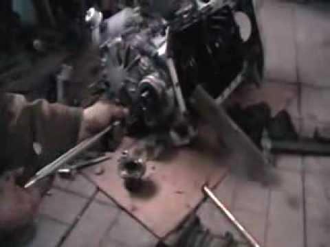 ремонт 402 двигателя своими руками видео
