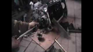 Двигатель ЗМЗ 402 ремонт (часть№1)(разборка., 2014-01-19T08:04:37.000Z)
