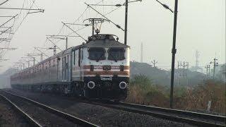 Mumbai Central - New Delhi Premium AC Special Rajdhani!