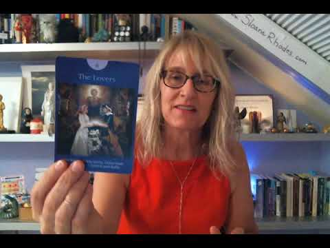 Aquarius Love & Romance October November December 2017 Tarot Reading by Sloane Rhodes