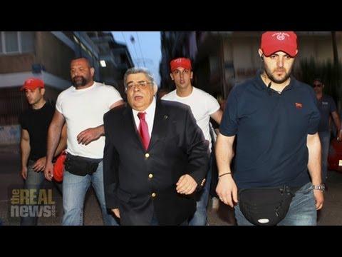 Gov't Crackdown on Golden Dawn Won't Defeat Greek Fascism