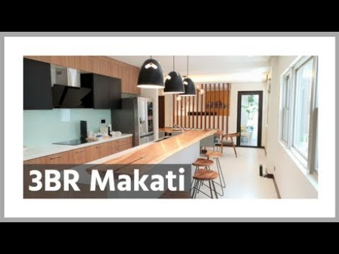 ID: M1  |  Brand NEW Makati Townhouse FOR SALE Near ROCKWELL, BGC And Ayala Center