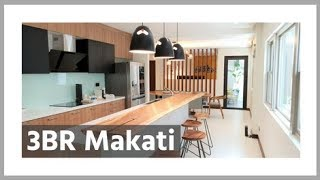 Brand NEW Makati Townhouse FOR SALE near ROCKWELL, BGC and Ayala Center - Property ID: M1