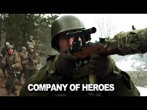 There S A Company Of Heroes Movie For Some Reason Rock Paper Shotgun