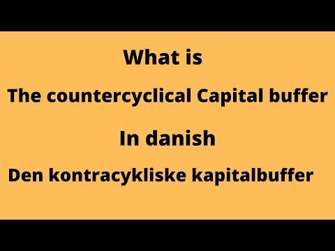 The Countercyclical Capital Buffer