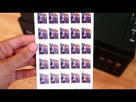 Как настроить цвета на принтере canon