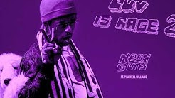 L!L UZI VERT - Neon Guts - Chopped & Screwed - LUV IS RAGE 2