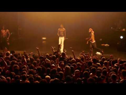 Flatbush Zombies - Bath Salt (Live)