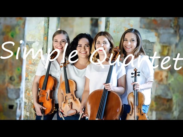 kwartet smyczkowy Simple Quartet - Ave Maria ( F. Schubert )