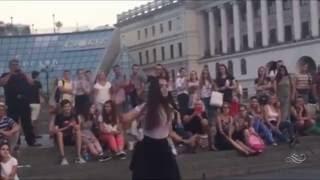 Танцевальные батлы Крещатика 2016 ч.1 - Khreshchatyk Dance Battles 2016 p.1