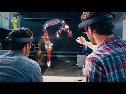 Augmented Reality Competes With Virtual Reality at E3