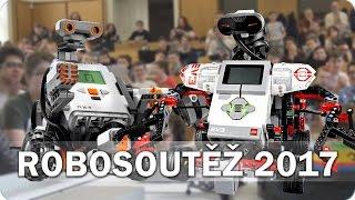 Robosoutěž 2017: Postavte si robota a vyhrajte soutěž ČVUT! - AlzaTech #532