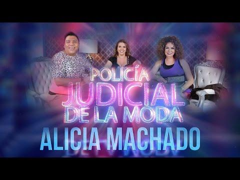 ALICIA MACHADO DESPUÉS DE TRUMP, CONFLICTO EN VENEZUELA Y TODO SOBRE EL HIJO DE PEPE AGUILAR