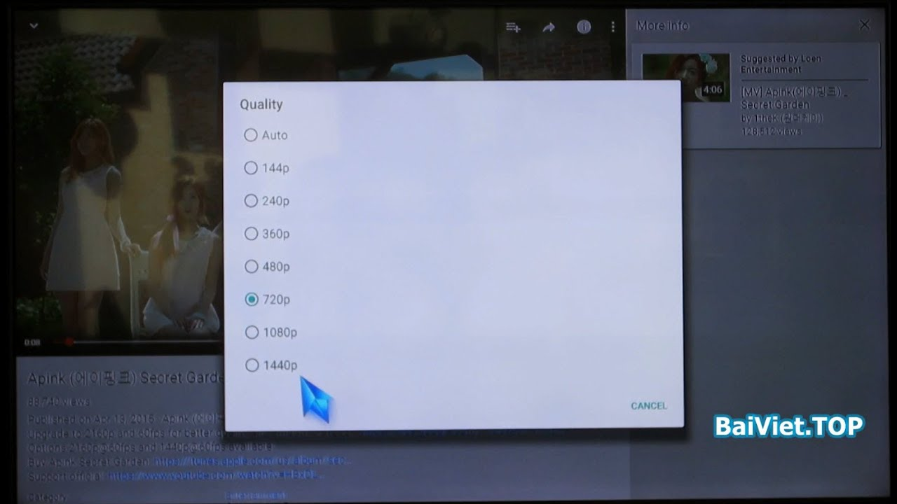Enable youtube video 4k on himedia q10 pro android tv youtube ccuart Images
