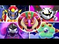 Kirby Triple Deluxe - All Bosses + True Arena