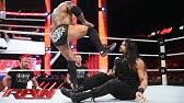 Roman Reigns vs. Batista: Raw, May 12, 2014