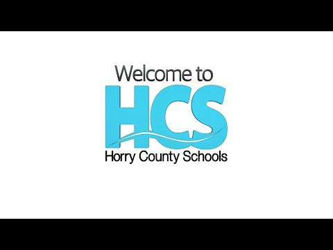 Welcome to Horry County Schools