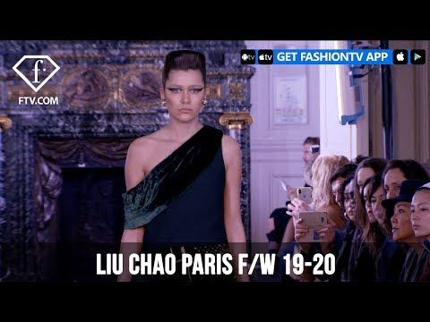Liu Chao Paris Fashion Week F/W 19-20 | FashionTV | FTV