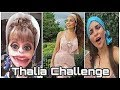 THALIA CHALLENGE - ¿ME ESCUCHAS ME OYES? | LOS MEJORES VÍDEOS | Recopilación