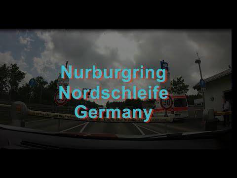 Nurburgring Nordschleife - Megane 8:39 BTG, damp w/traffic