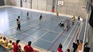 E-Junioren White Indians am Kronor-Cup 2012