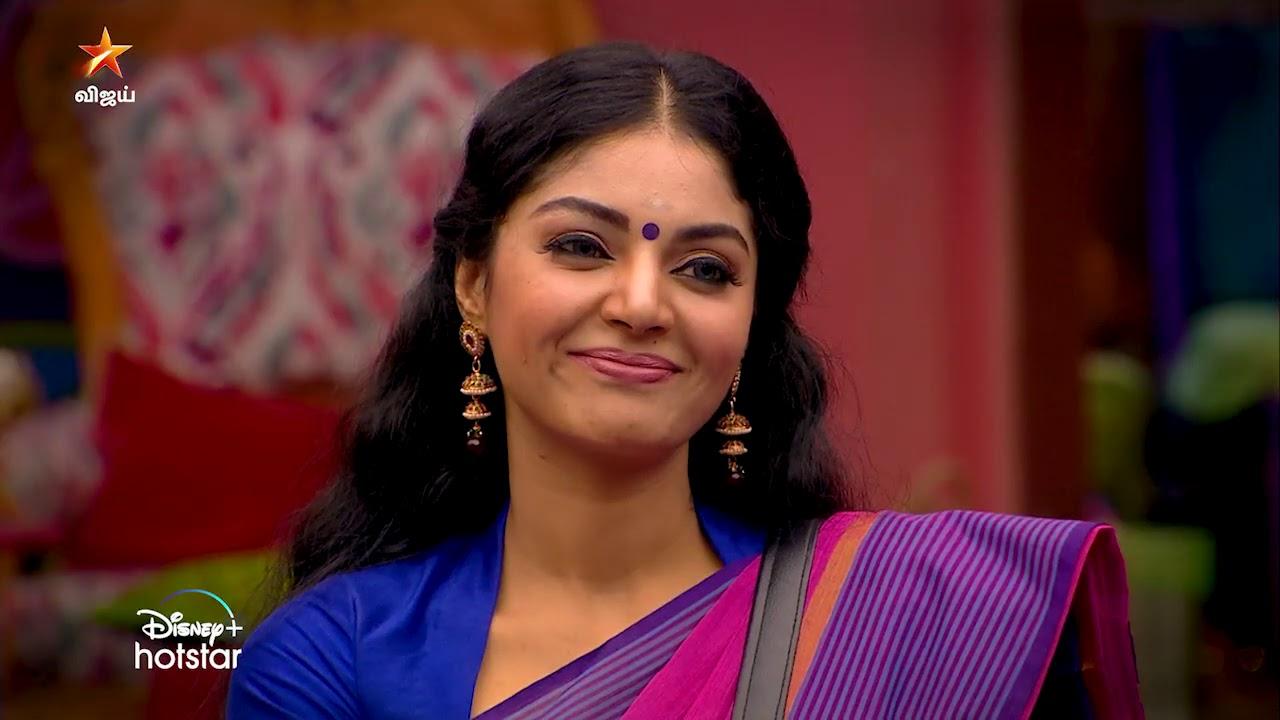 Download Bigg Boss Tamil Season 4  | 6th December 2020 - Promo 1