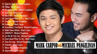 Mark Carpio, Michael Pangilinan Nonstop Songs Best OPM Tagalog Love Songs Collection 2018