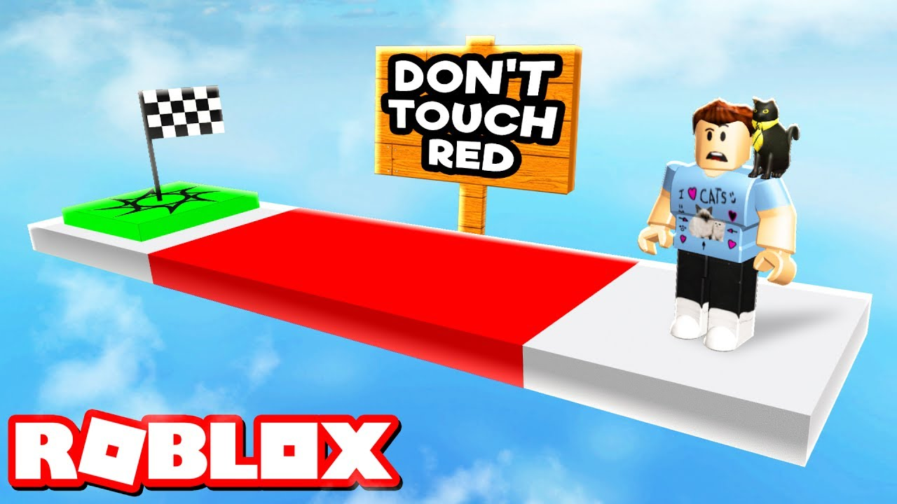 A Roblox Obby That Trolls You Youtube