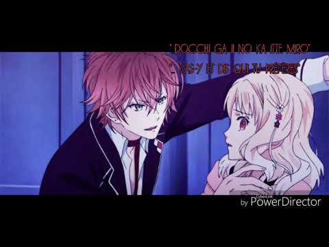 Nightcore/Amv : →REDRUM← (lyrics french and Japanese )( voir description +regarder jusqu'à la fin )
