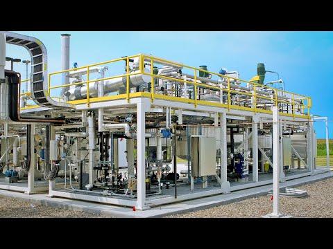 Pilot Plant Design With Distillation Equipment Integration