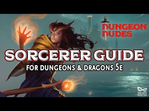 Sorcerer Guide - Classes In Dungeons And Dragons 5e