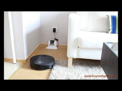 Robot vacuum cleaner || wet and dry with Automatic charging || 718F  UV lamp