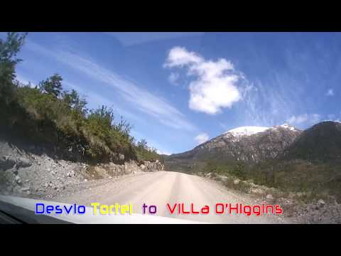 Desvio Caleta Tortel to  VILLA  O'Higgins