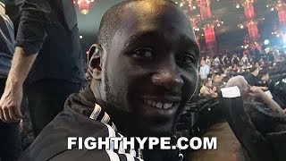 TERENCE CRAWFORD UNCUT ON ERROL SPENCE FIGHT, SPENCE VS. PORTER, DECEMBER RETURN & MORE