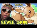 BELIEEVEE in EEVEE! Pokémon: Let