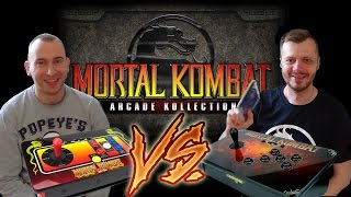 Zagrajmy w Mortal Kombat Arcade Kollection