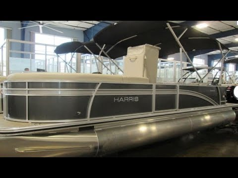 2018 Harris Cruiser 220 Pontoon Boat For Sale at MarineMax Clearwater