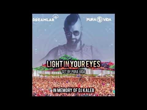 "PURA VIDA - Live Set ""Light In Your Eyes"" (In Memory Of Dj Kaleb) 22-12-2017 [Psytrance]"