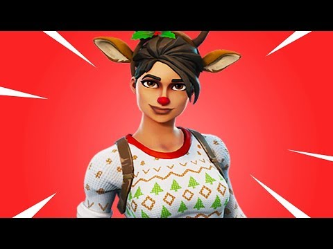 this skin did the impossible in Fortnite  Chaos