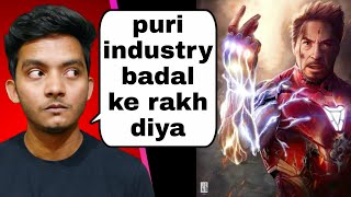 How marvel changed cinema | kaise marvel ne puri movie industry badal di | impact of | badal yadav