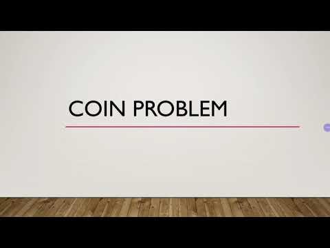 Coin Problem - NAPOLCOM, CIVIL SERVICE REVIEW, MATH TUTORIAL, LET REVIEW thumbnail