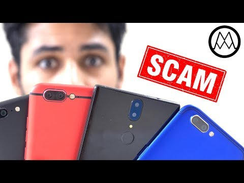 The Dual Camera Smartphone SCAM.