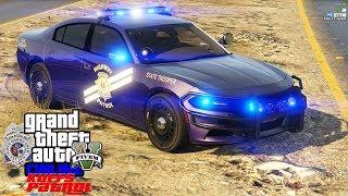 GTA 5 Police Mod KUFFS vRP FiveM #324 Highway Patrol