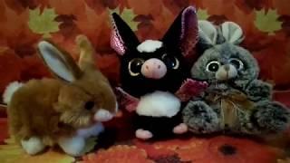 Обзор на три мягкие игрушки