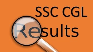 SSC CGL Result 2016 Tier 1 Response Key