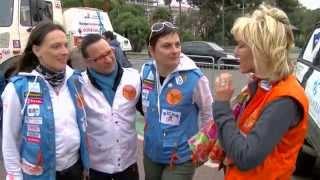 Rallye des Gazelles : les deux Trappistes sur la ligne de départ