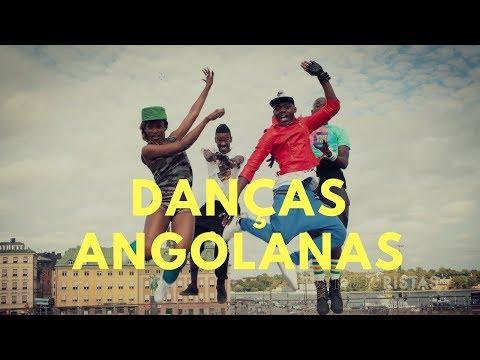 ANGOLAN DANCES !!! MÚSICAS ANGOLANAS